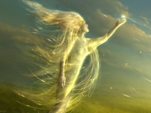 My beautiful Ariadne: my Goddess of Light
